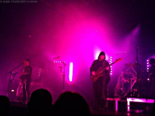 White Lies live in Berlin Konzertbericht MUSIKMUSSMIT Foto Anne Teuscher